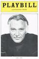 Richard Burton In Memoriam Playbill