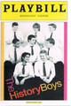 History Boys, The (Playbill)