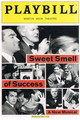 Sweet Smell of Success Playbill