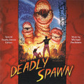 Deadly Spawn, The CD Cover (signed)