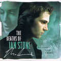Deaths of Ian Stone, The cover (signed)