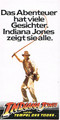 Indiana Jones and the Temple of Doom (Indiana Jones und der Tempel des Todes (German program)