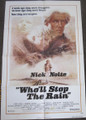 Who'll Stop the Rain (US one sheet)