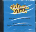 Girls Will Be Girls (CD promo single)