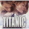 Titanic (used CD)