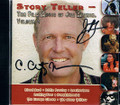 Story Teller - Film Music of Jim Manzie, Vol. 1, The (signed promo CD)