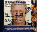 Story Teller - Film Music of Jim Manzie, Vol. 2, The (signed promo CD)