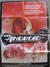 Android (Android, Der (rolled)