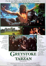 Greystoke - The Legend of Tarzan, Lord of the Apes (Greystoke - Die Legende von Tarzan, Herr der Affen)