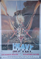 Heavy Metal (Heavy Metal - Schwermetall (design A)