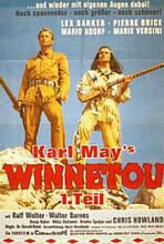 Apache Gold aka Winnetou, the Warrior aka Vinetu I (Winnetou 1. Teil)