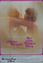 Last Tango In Paris, The (letzte Tango in Paris, Der (AO))