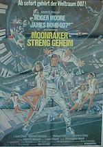 Moonraker (Moonraker - Streng geheim (AO, rolled)