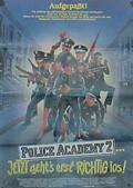 Police Academy 2 - Their First Assignment (Police Academy 2 - Jetzt geht's erst richtig los! (rolled)