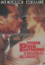 Postman Always Rings Twice, The (Wenn der Postmann zweimal klingelt)