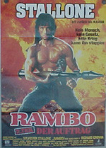 Rambo - First Blood Part 2 (Rambo 2. Teil - Der Auftrag)
