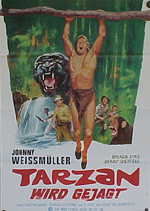 Tarzan and the Huntress (Tarzan wird gejagt R 1970s))
