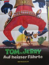 (Tom und Jerry auf heisser Faehrte) (Tom und Jerry auf hei§er FŠhrte)