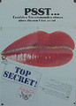 Top Secret (Top Secret (lips design))