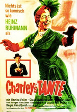 Charley's Aunt (Charleys Tante), 1955