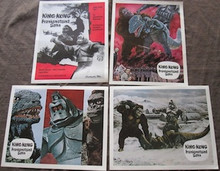 Godzilla Raids Again aka King Kong Escapes aka King Kong vs Frankenstein (King Kong - Frankensteins Sohn)