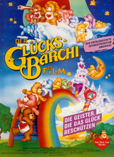 Care Bears Movie, The (Gluecksbärchi Film, Der)