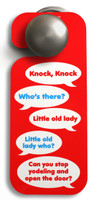 Opportunity Knocks - Speech Bubbles