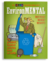Off-Color Coloring Book: Goes EnvironMENTAL