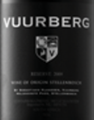 Vuurberg Red, Western Cape South Africa 2012