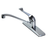 Kitchen Faucet Hybrid  Single Lever Handle