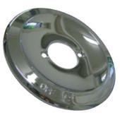 shower valve flange pressure balance chrome