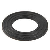 "Faucet Lock Nut Rubber Washer 1/2"" Pack of 10"