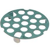 "Three-Prong Strainer Stainless Steel 1-7/8"" O.D."