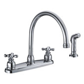 Kitchen Faucet Cross Handle U-Type