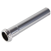 Chrome Plated Slip Joint Extension Tube