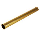 Rough Brass Sink Tailpiece