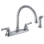 Kitchen Faucet Euro  Handle U-Type Spout
