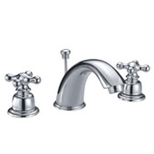 Widespread Faucet Cross Handle