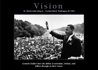 Vision Dr Martin Luther King Jr Freedom March Washington D C