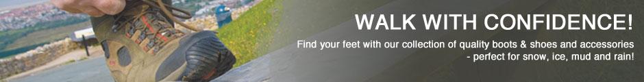 Footwear Banner