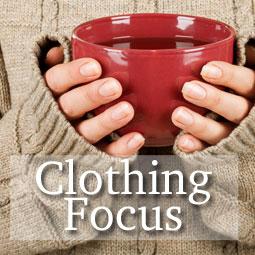 Clothing Focus Guide