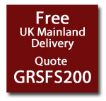 Free Grisport UK Postage