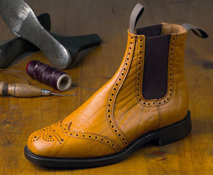 bench made boots