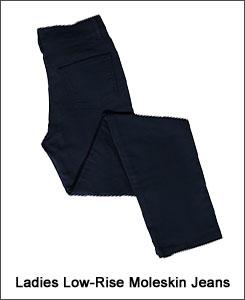 Hoggs ladies moleskin jeans