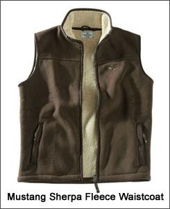 Hoggs mustang waistcoat countrywear