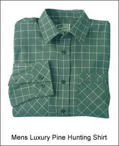 Hoggs pine hunting shirt