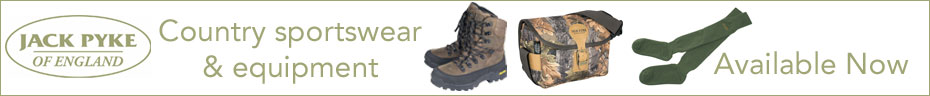 Jack Pyke Clothing, Footwear and Accessories