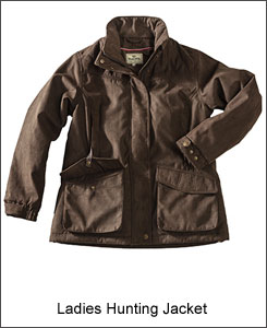 Hoggs ladies hunting jacket