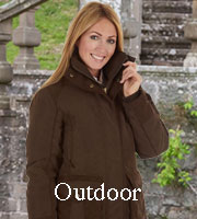 Ladies Outdoor Jackets