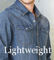 Mens Lightweight Shirts
